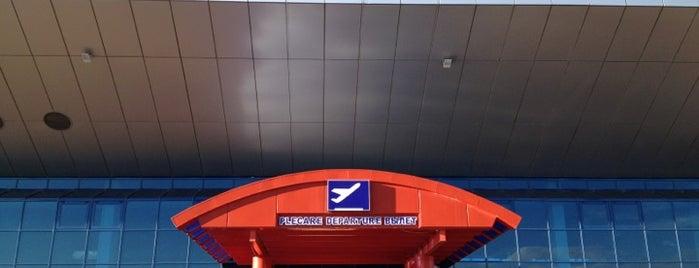 Kişinev Uluslararası Havalimanı (KIV) is one of Airports in Europe, Africa and Middle East.