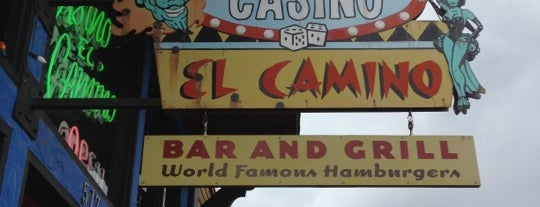 Casino El Camino is one of Best Burgers in Austin.