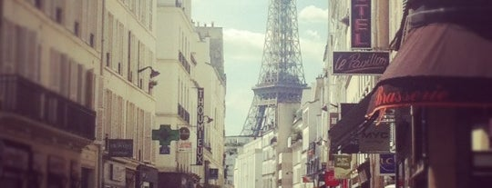Bar du Central is one of Paris.