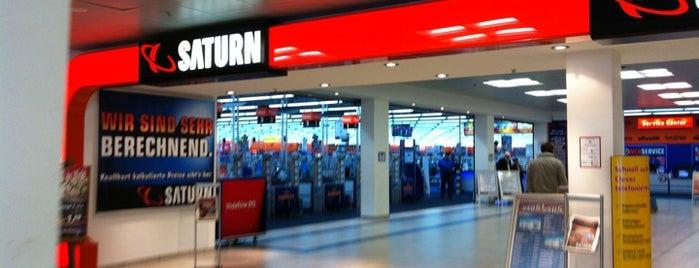 SATURN Kaiserslautern is one of Sehenswürdigkeiten.
