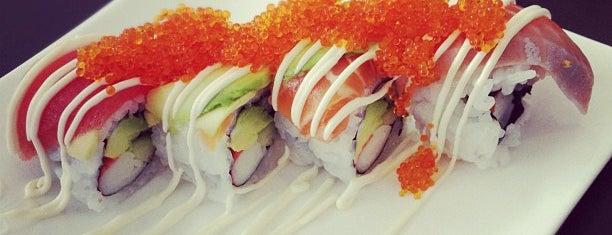 Aisuru Sushi is one of Perth randomness.