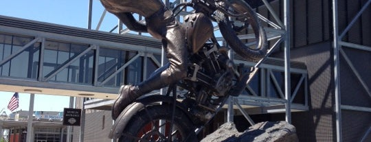 Harley-Davidson Museum is one of The 15 Best Places for Tours in Milwaukee.