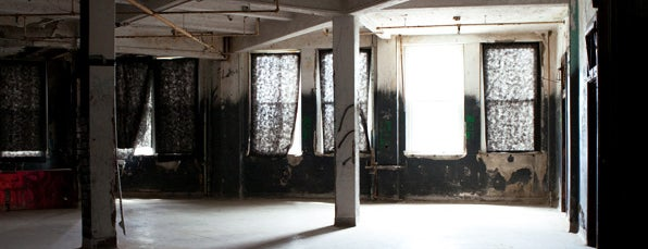 Waverly Hills Sanitorium is one of Ghost Adventures Lockdowns.
