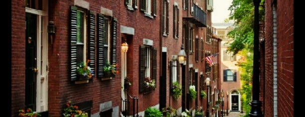 Acorn Street is one of Bean Town Shops & To-Dos.