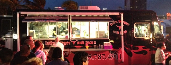 Trucks on the Beach: The Official Festival Closing Party is one of South Beach Wine and Food Festival 2012.
