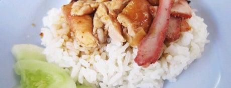 โกช้อย ข้าวหมูแดง หมี่เกี๊ยว is one of ❀ ไปเที่ยวตรัง กินอะไรดีน้า?╭☆╯.