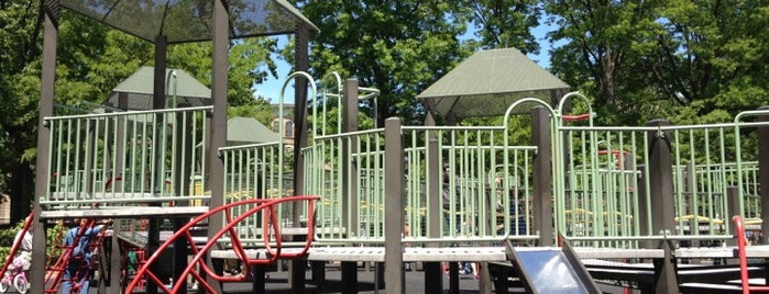 Harmony Playground is one of Brooklyn.