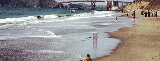 Baker Beach is one of San Francisco To Do List.