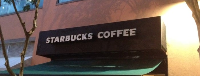 Starbucks is one of Meus lugares.