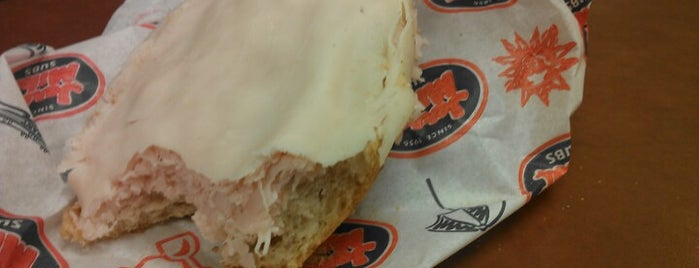 Jersey Mike's Subs is one of Places I visit.