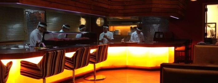 Sushi Kinka is one of Restaurante Japonês.