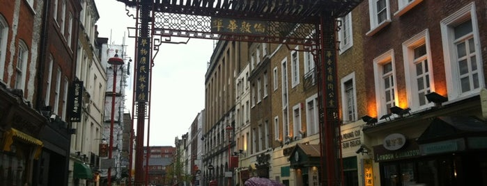 Chinatown is one of My London.