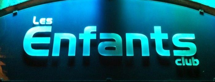 Enfants is one of Clubs.