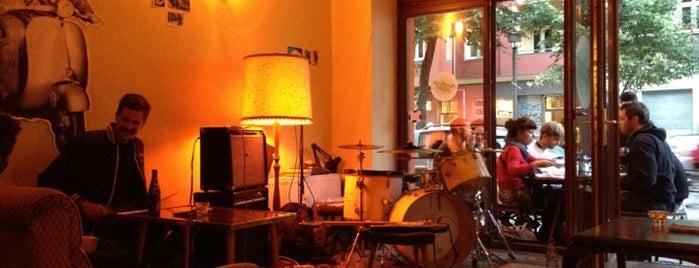 Aspettando Filippo is one of Berlin bars.