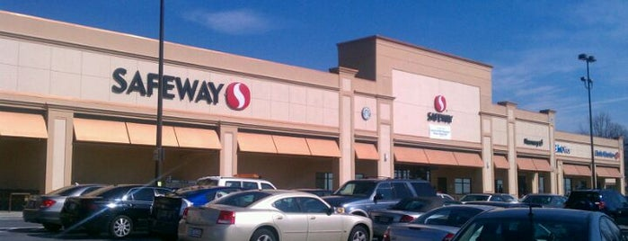 Safeway is one of JODY & MY PLACES Owings Mills, & BALTIMORE,MD.
