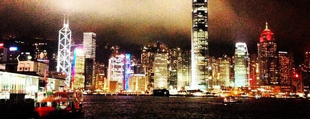 Hong Kong is one of Ciudades y países visitados.