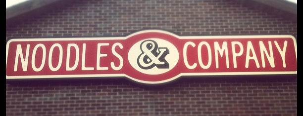 Noodles & Company is one of The 15 Best Family-Friendly Places in Madison.