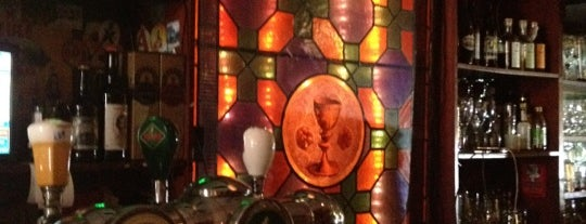 Eulogy Belgian Tavern is one of Top Craft Beer Bars: Philly Edition.