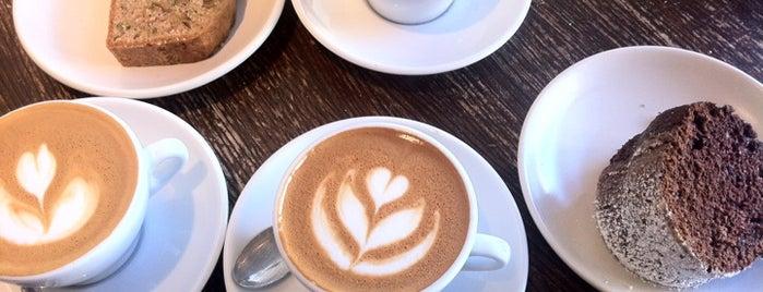 Ritual Coffee Roasters is one of San Fran.