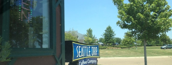 Seattle Drip is one of Great Coffee.