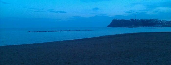 Playa del Rihuete is one of Playas.