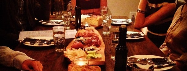 Enoteca Sociale is one of CAN - Toronto, ON.
