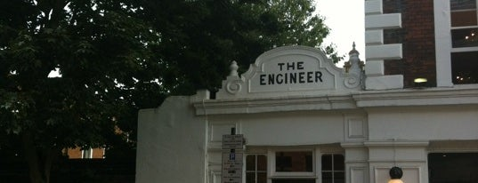 The Engineer is one of Pubs.