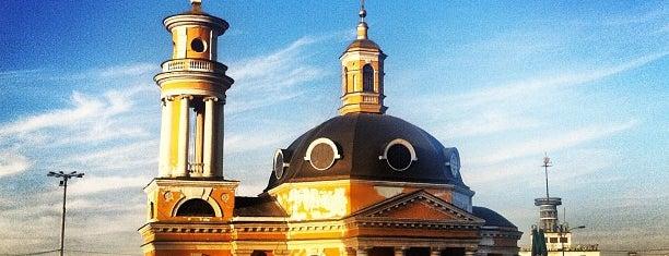 Почтовая площадь is one of EURO 2012 KIEV WiFi Spots.