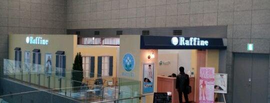 ラフィネ 丸の内オアゾ店 is one of staffのいるvenues.