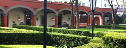 Hacienda de Los Morales is one of Mexico City.