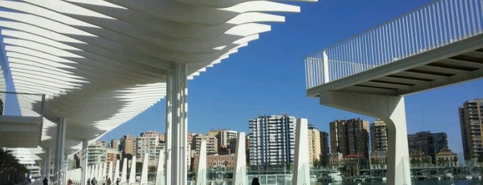 Paseo del Parque is one of Málaga: Coffee, brunch, shopping & chill places!.