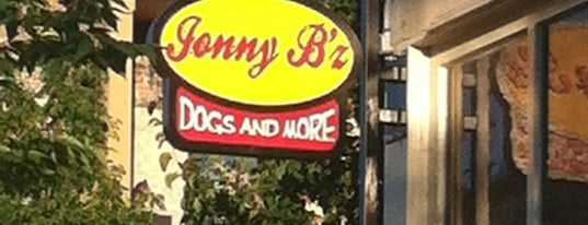 Jonny B'z Dogs & More is one of cool to know.