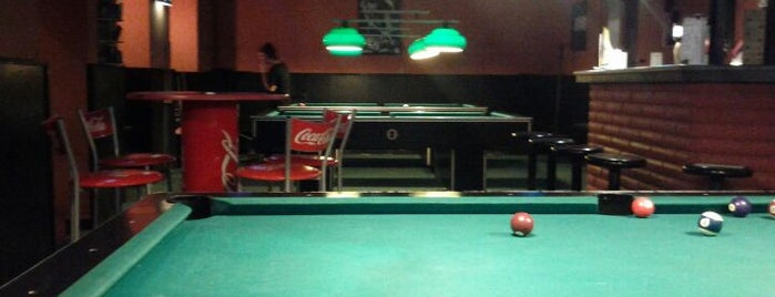 Black Pool Darts & Biliárd is one of Itt már italoztam....
