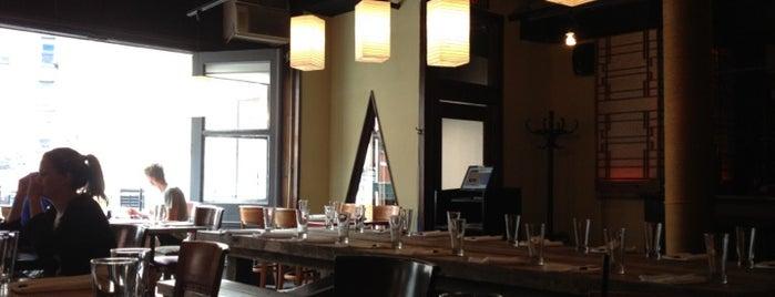 Zutto Japanese American Pub is one of Manhattan Essentials.