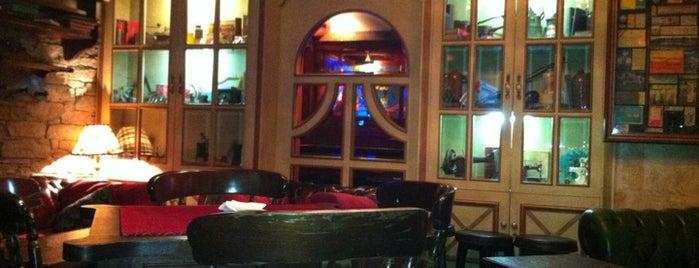 The Irish Harp is one of Vigueses.com Copas, nocturno.