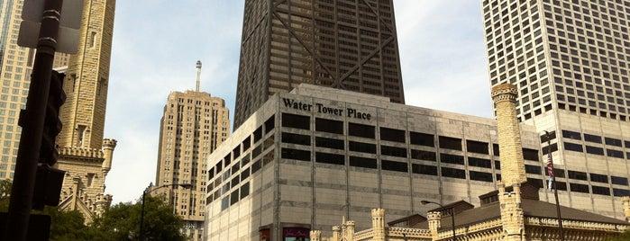 John Hancock Center is one of Chicago.