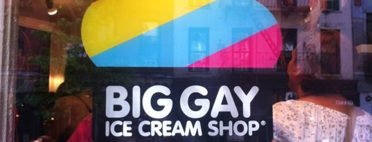 Big Gay Ice Cream Shop is one of New York Highlights.