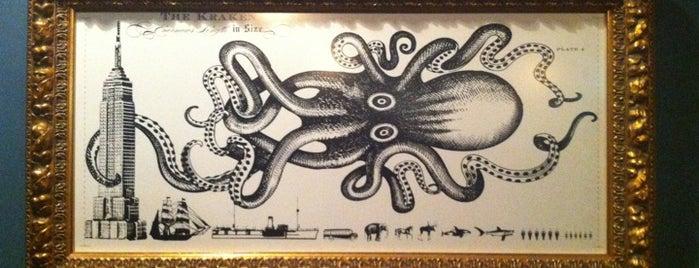Le Kraken is one of Geneva.