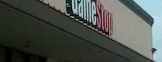 GameStop is one of Most common..
