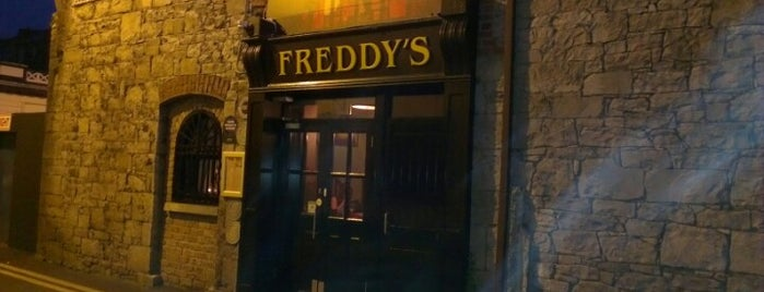 Freddy's Bistro is one of Limerick.