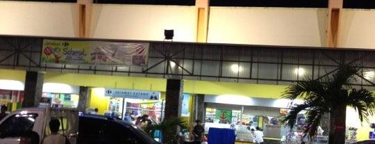 Carrefour is one of Tempat favorit makassar.