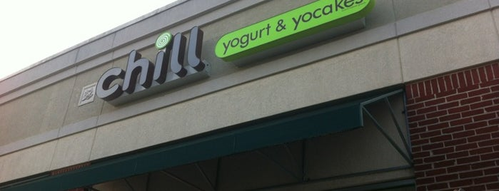 Chill Yogurt Cafe is one of Food.