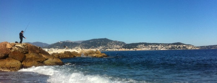 Plage de Carras is one of Beach.