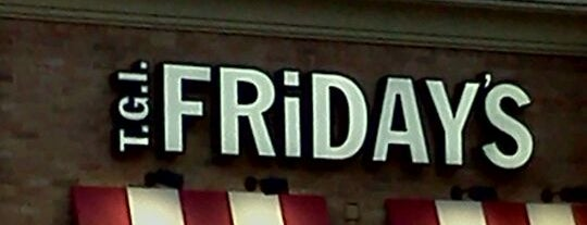 TGI Fridays is one of Dining.