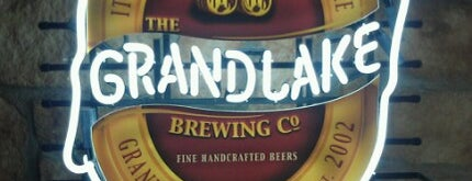 Grand Lake Brewing Co. is one of Colorado Beer Tour.