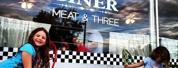 Nana's Diner is one of Nashville and Franklin.