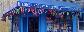 Dilone Grocery & Restaurant is one of Best of Baltimore - Cheap Eats.
