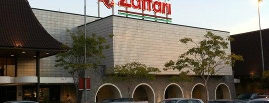 Zaffari is one of Compras.