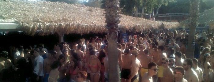 Punda Beach Club is one of Paros Top.