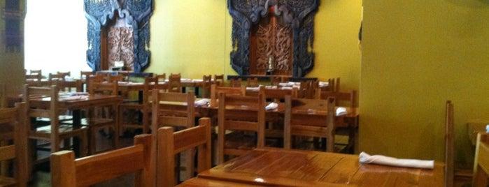 Teak Wood is one of Mike's Favorite Restaurants in DMV.